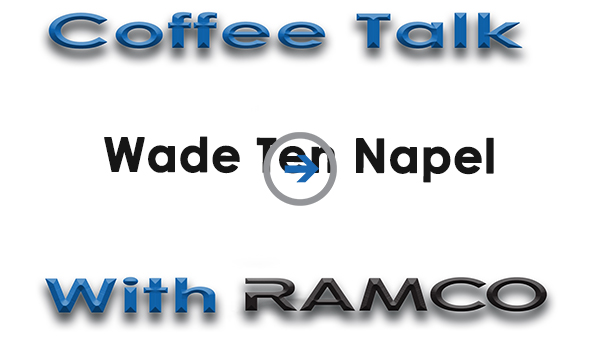 Coffee Talk with Ramco Wade Ten Napel Video