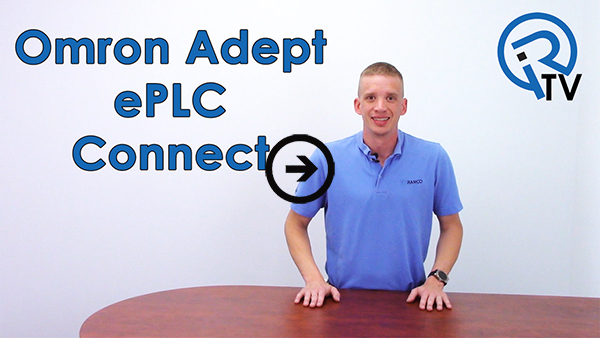 Omron Adept ePLC Connect