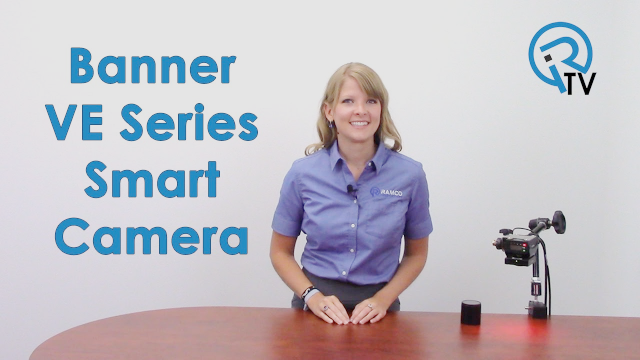 Click here to watch Banner VE Smart Camer video!