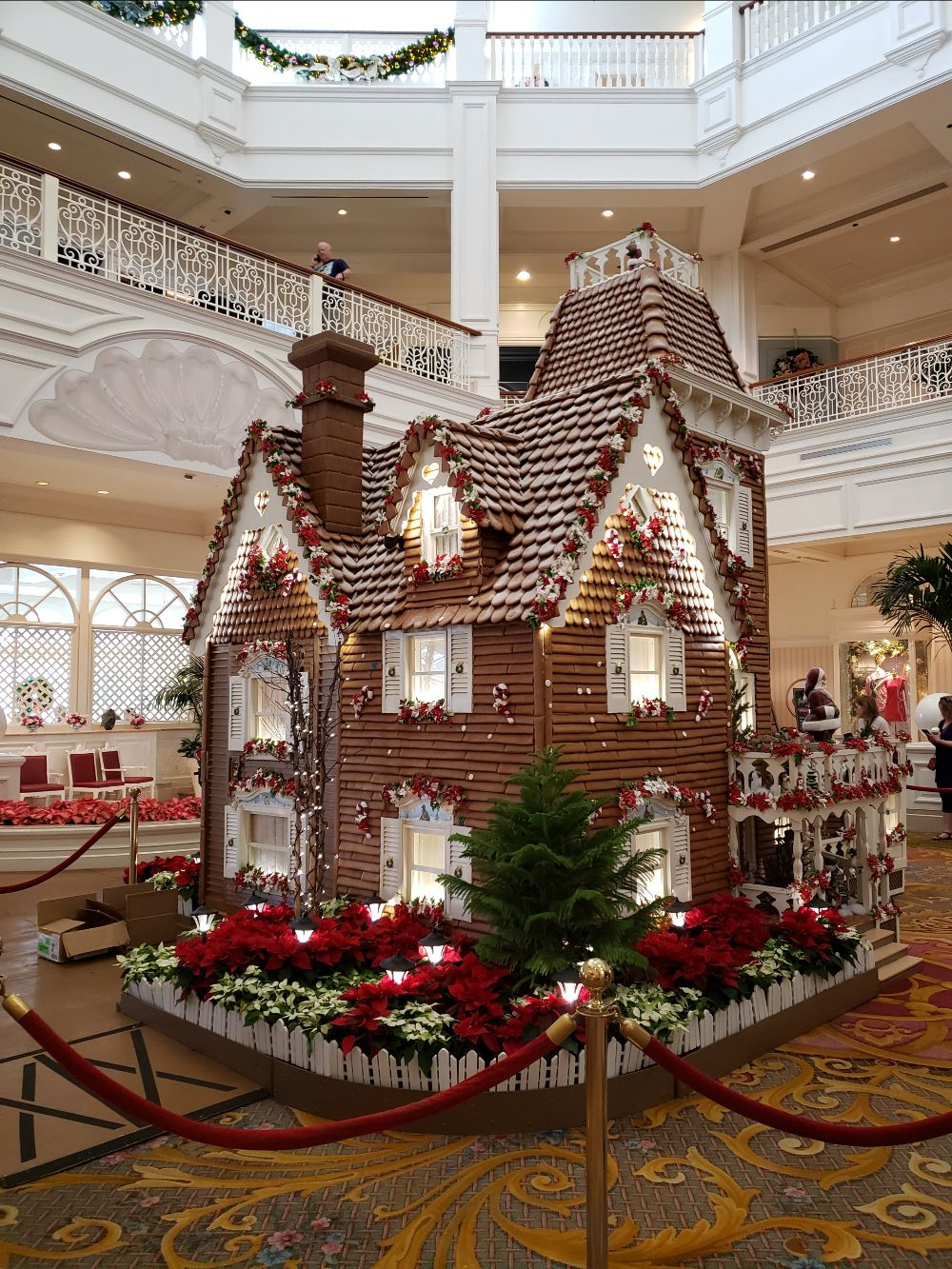 Gingerbread House at The Grand