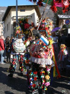 Der Karnevalsumzug
