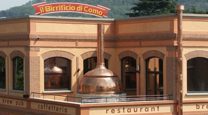 Aussenansicht von IL BIRRIFICIO DI COMO