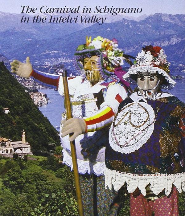 Der Karneval in Schignano im Val d´Intelvi am Comer See
