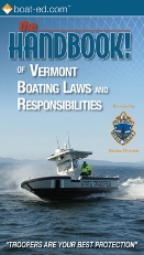 The Handbook of Vermont Boating Laws & Responsibilities