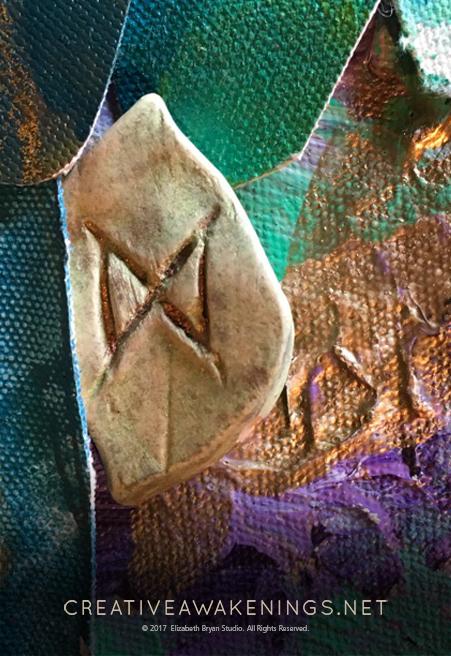 Dagaz, the rune of breaking through