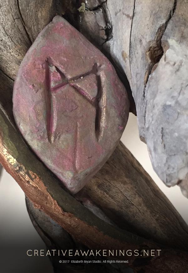 Mannaz, the Rune of Self