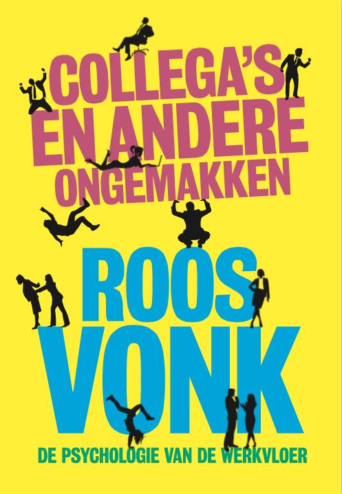 Collega's en andere ongemakken | Roos Vonk