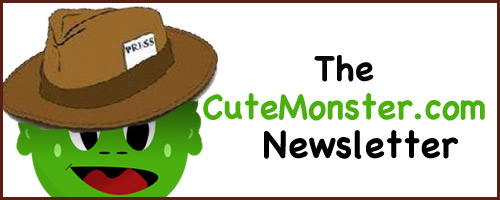 The CuteMonster.com Newsletter