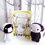 Tanpopo Vol. 1 & Two Plushes Bundle