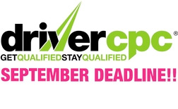 Driver CPC deadline approaching