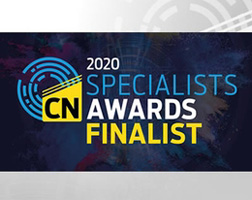 CN 2020 specialists awards finalist