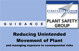 Plant Safety Group guidance