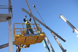 Construction vacancies