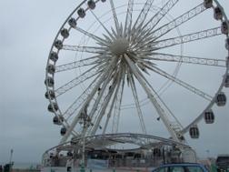 Safety on Brighton Wheel