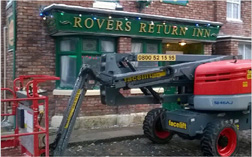 Facelift by the Rovers Return
