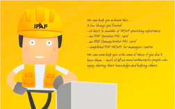 Become an IPAF trainer with us