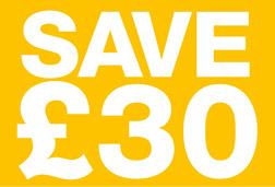 Save £30