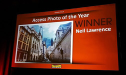 Access photo of the year winner