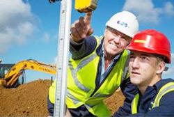 Builders working