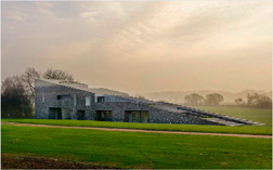Lord Rothschild 'wedge' house