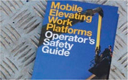 MEWPs operators guide