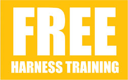 Free harness training