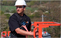 ZT Safety Harness