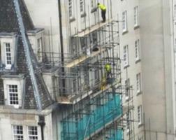Dangerous scaffolder