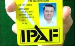IPAF half-year results