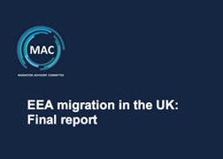 EEA migration report
