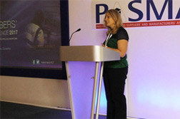 Gillian Rutter chair of PASMA