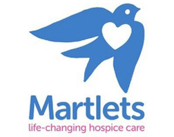 Martlets, one of the charities we support