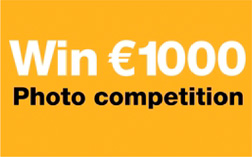Win Euro1000 photo competition