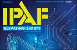 IPAF Elevating Safety magazine