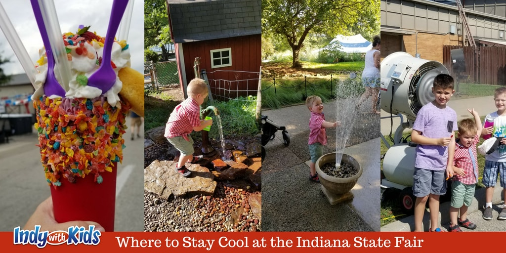 Things to do at the Indiana State Fair to Stay Cool
