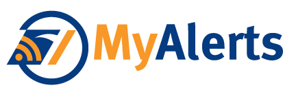 Sign up for MyAlerts