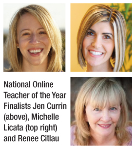 2013 National Online Teachers of the Year Finalists