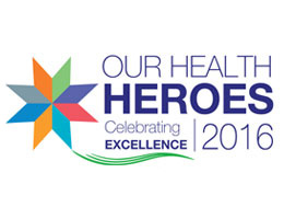Image: Our Health Heroes Awards