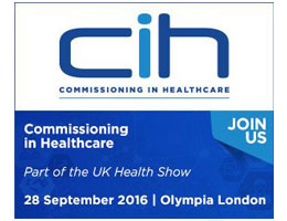 Image: Commissioning in Healthcare 2016