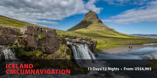 Iceland Circumnavigation