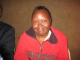 Meet Emma!  A smile that lights up Kenya!