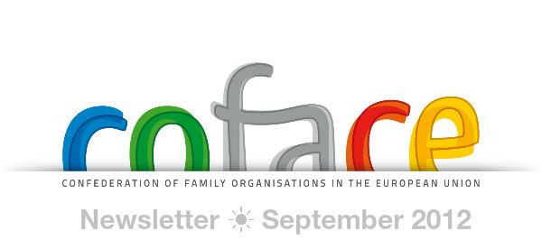 Newsletter - September 2012