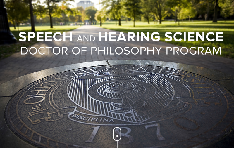 Speech and Hearing Science Banner