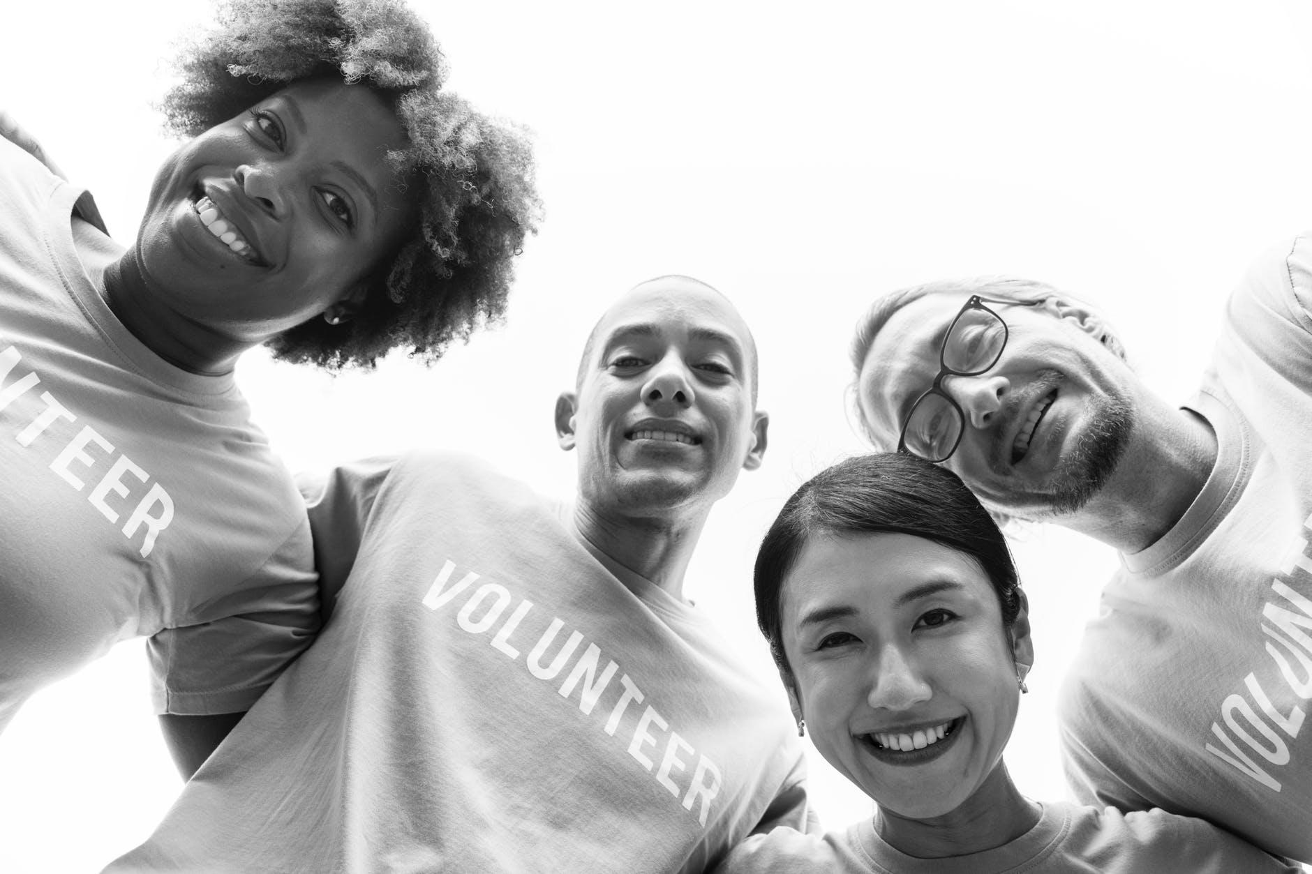 Image of Volunteers