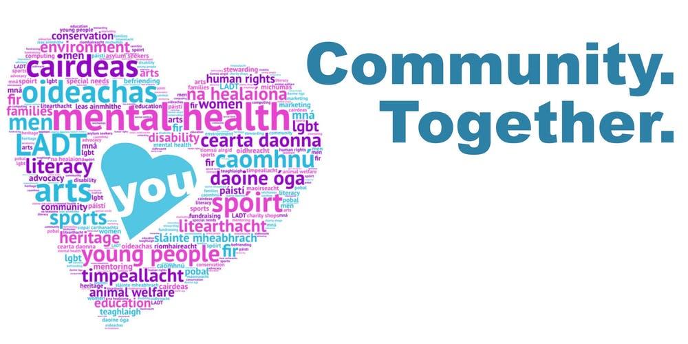 Community. Together.