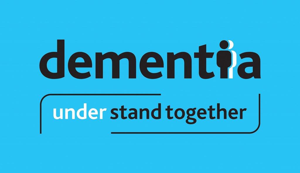 Dementia: Understand Together Logo
