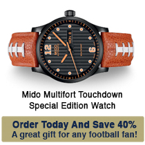 Mido Touchdown Watch