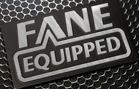 Fane Equipped Badges