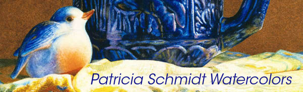Patricia Schmidt Watercolors