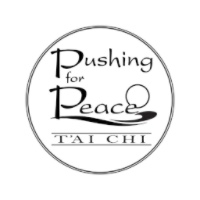 Pushing for Peace Logo
